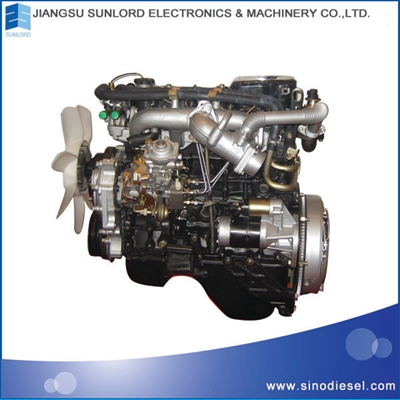 ISUZU Diesel engine for Vehicle